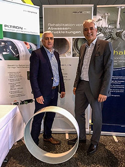 RELINE APTEC - Product Manager Pires Firmino Barbosa et CEO Christian Noll